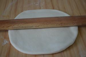 发面芝麻饼的做法 步骤9