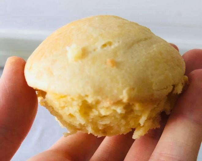 玉米面酸奶烤蛋糕(无油无蛋)的做法
