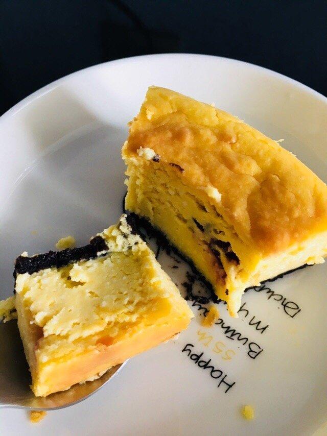 南瓜蔓越莓奶酪蛋糕的做法