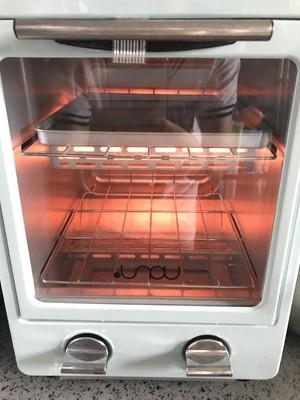 黑麦面包迷你烤箱版 减脂必备的做法 步骤2