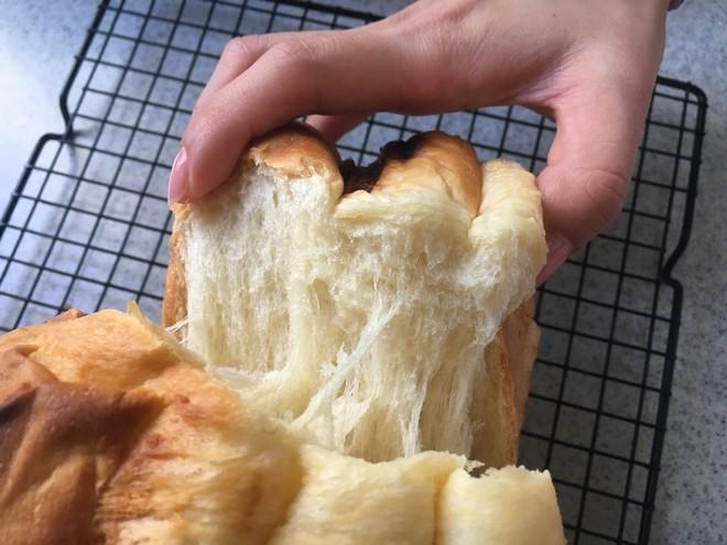 浓郁奶香土司(和面机版)的做法