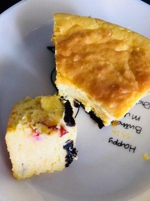 南瓜蔓越莓奶酪蛋糕的做法 步骤25