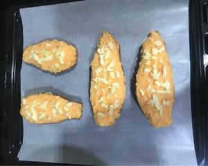 芝士焗番薯的做法 步骤3