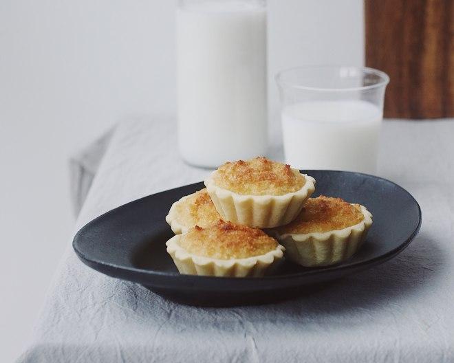 榴莲椰子塔——北鼎烤箱食谱的做法
