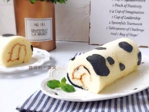 奶牛蛋糕卷的做法 步骤14