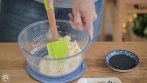 莲蓉一口酥 制作方法