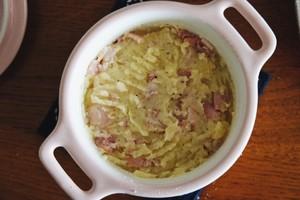 培根芝士焗薯蓉的做法 步骤6