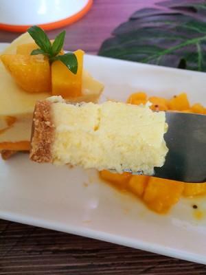 芒果芝士慕斯蛋糕的做法 步骤16