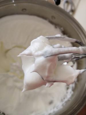 六寸红丝绒戚风蛋糕的做法 步骤5