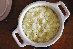 培根芝士焗薯蓉的做法 步骤7