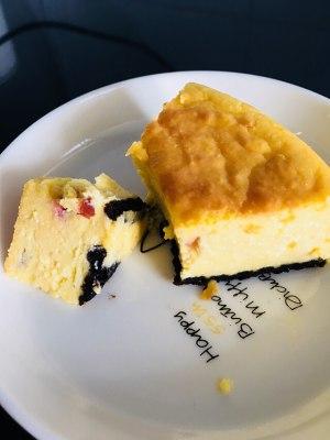 南瓜蔓越莓奶酪蛋糕的做法 步骤26