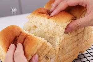 枫糖燕麦吐司,健康且好评率超高的方子的做法 步骤9