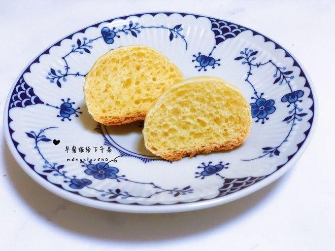 黄桃面包的做法