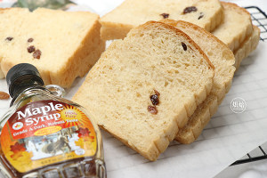 枫糖燕麦吐司,健康且好评率超高的方子的做法 步骤11