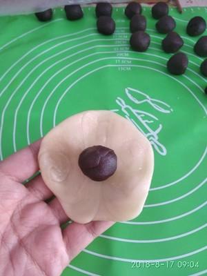 红豆酥的做法 步骤12