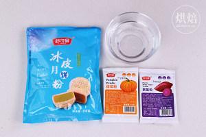 外Q内软的冰皮蛋糕卷,口感超丰富~的做法 步骤11