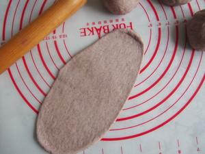 黑麦红枣核桃卷的做法 步骤10