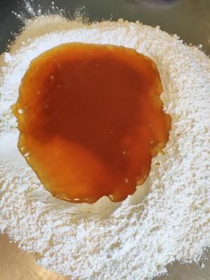 广式月饼-蛋黄莲蓉月饼的做法 步骤5