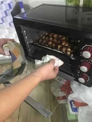 蒜蓉生蚝的做法 步骤2