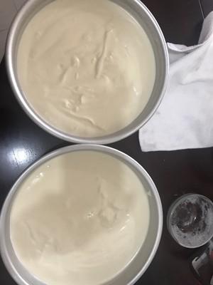 十寸后蛋法的戚风蛋糕的做法 步骤8