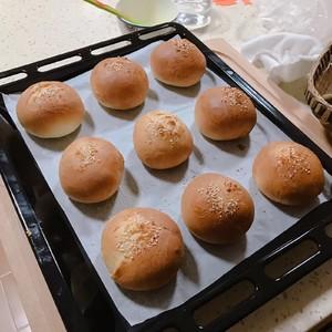 蓝莓奶酪面包的做法 步骤4