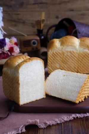70%中种淡奶油吐司的做法 步骤17