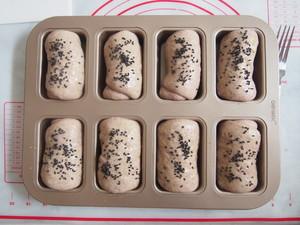 黑麦红枣核桃卷的做法 步骤13
