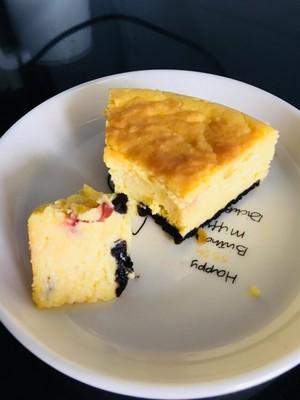 南瓜蔓越莓奶酪蛋糕的做法 步骤24