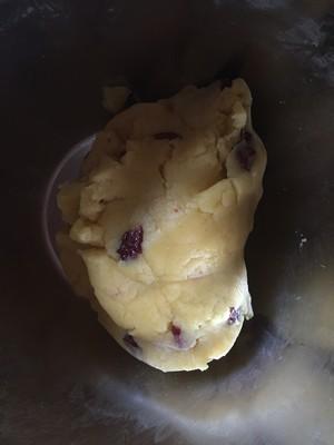 蔓越莓饼干的做法 步骤4