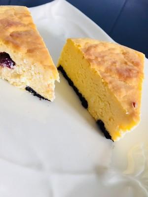 南瓜蔓越莓奶酪蛋糕的做法 步骤21