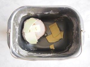 黑麦红枣核桃卷的做法 步骤4