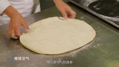 面包成品有气孔?排气你确定做好了吗?