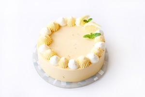 百香果慕斯蛋糕的做法 步骤15