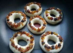 生煎黑芝麻糊甜甜圈的做法 步骤4