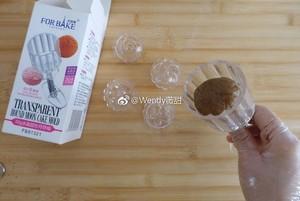 可可绿豆糕的做法 步骤9