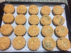 广式月饼的做法 步骤14