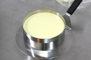 百香果慕斯蛋糕的做法 步骤11