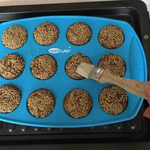 红糖亚麻籽油藜麦月饼的做法 步骤13
