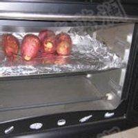 烤箱怎么烤地瓜