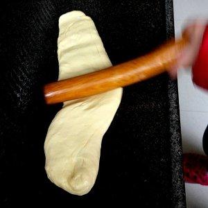 面包十五分钟手套膜及拉丝秘笈(附七岁儿童终极版)的做法 步骤20