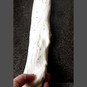 面包十五分钟手套膜及拉丝秘笈(附七岁儿童终极版)的做法 步骤15