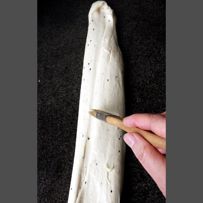 面包十五分钟手套膜及拉丝秘笈(附七岁儿童终极版)的做法 步骤11
