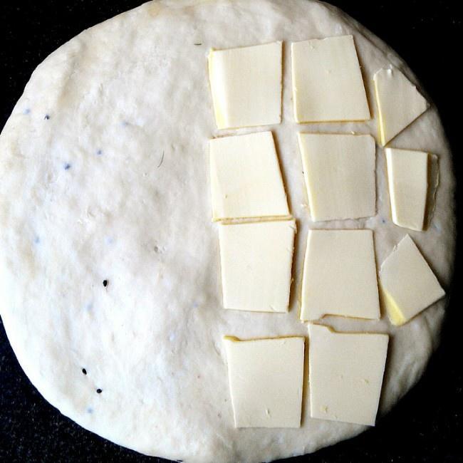 面包十五分钟手套膜及拉丝秘笈(附七岁儿童终极版)的做法 步骤7