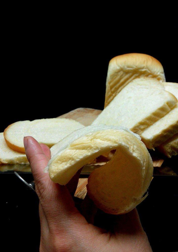 面包十五分钟手套膜及拉丝秘笈(附七岁儿童终极版)的做法 步骤1