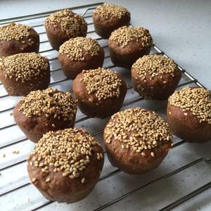 红糖亚麻籽油藜麦月饼的做法 步骤14