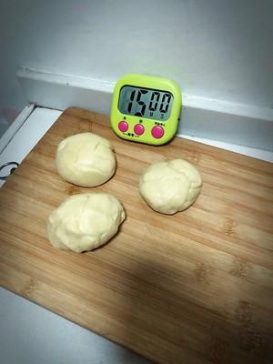 红豆面包的做法 步骤6