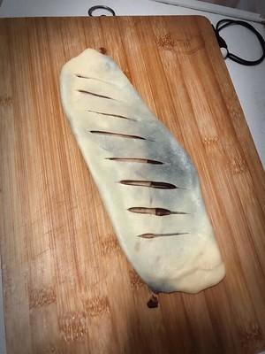 红豆面包的做法 步骤8