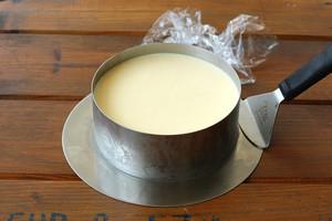 百香果慕斯蛋糕的做法 步骤12