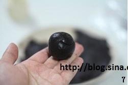广式枣泥月饼的做法 步骤7