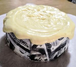 美元椰浆爆浆蛋糕的做法 步骤4